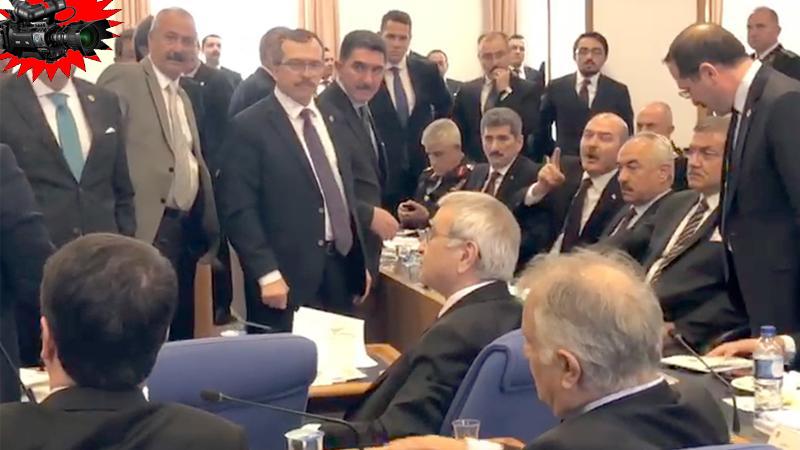 Meclis'te sert tartışma: Başlarım bakanınıza!
