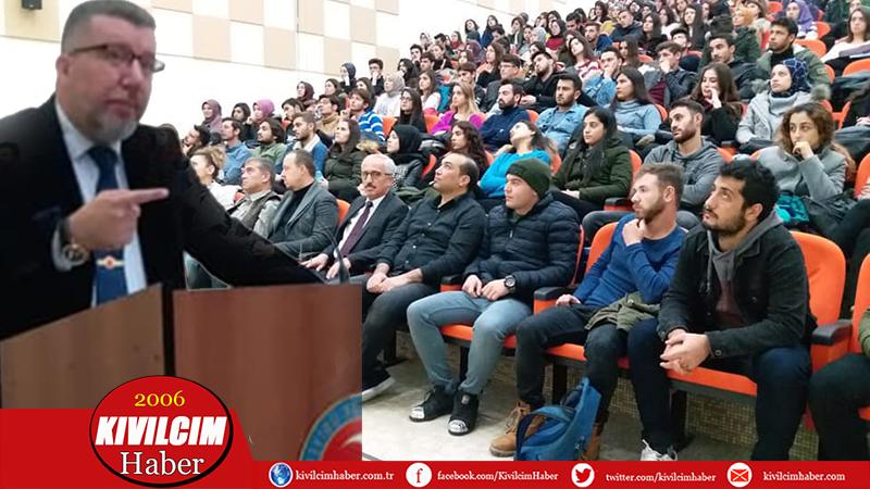 "BUSİAD'tan MAKÜ'de ""fikri mülkiyet"" konferansı"