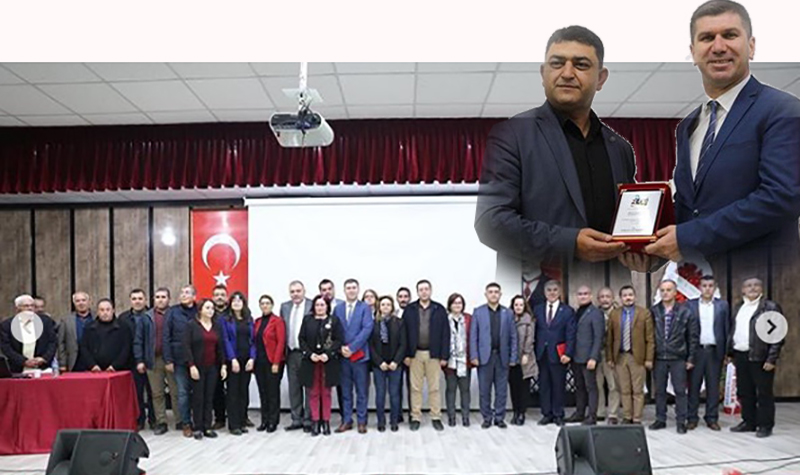 Başkan Ercengiz, konuşmacı olarak panele katıldı