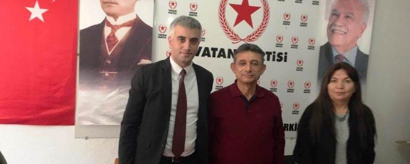Vatan Partisi Yeşilova Belediye Başkan Adayı İbrahim Kılınç oldu