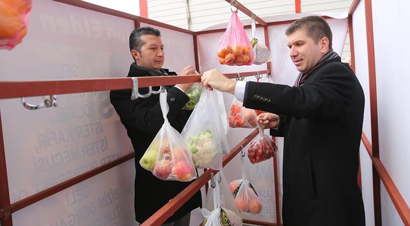 Başkan Ercengiz'den yenilik üstüne yenilik