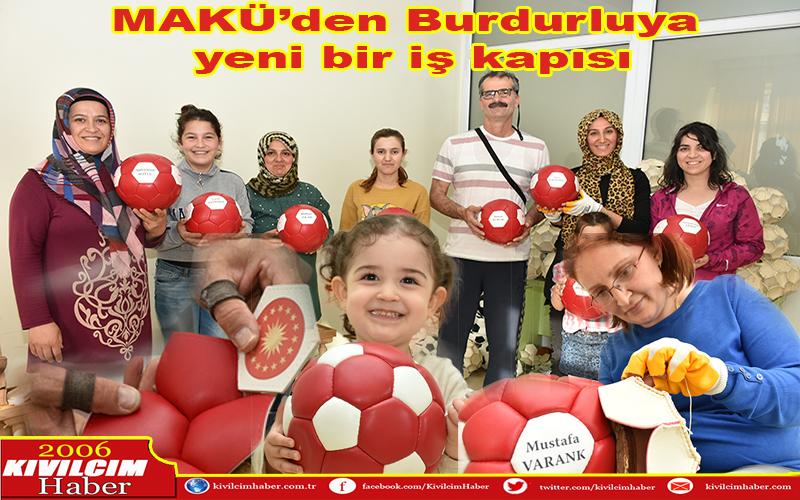 MAKÜ, Türkiye için yeni bir ekmek kapısı açıyor