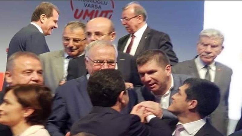Başkan Ercengiz'den İmamoğlu'na Destek