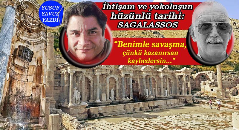 İhtişam ve yok oluşun hüzünlü tarihi: Sagalassos