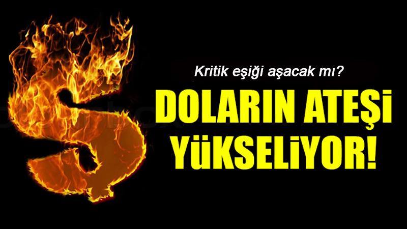 Dolarda beklenti: Dolarda kâbus geri dönüyor!