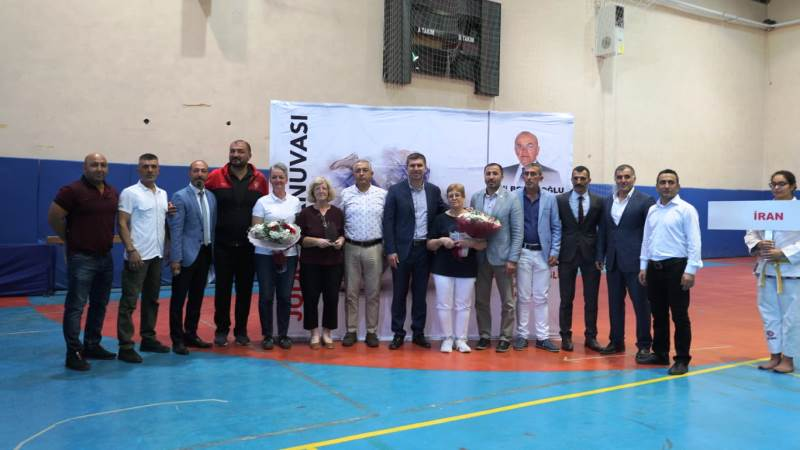 Boyacıoğlu Judo Turnuvası Burdur sporunu renklendirdi