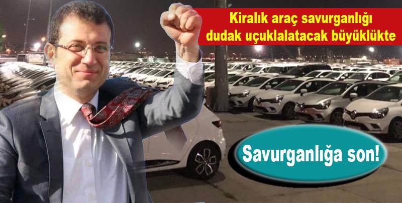 Kiralık araçların İstanbul'a 2019 yılı maliyeti dudak uçuklatıyor