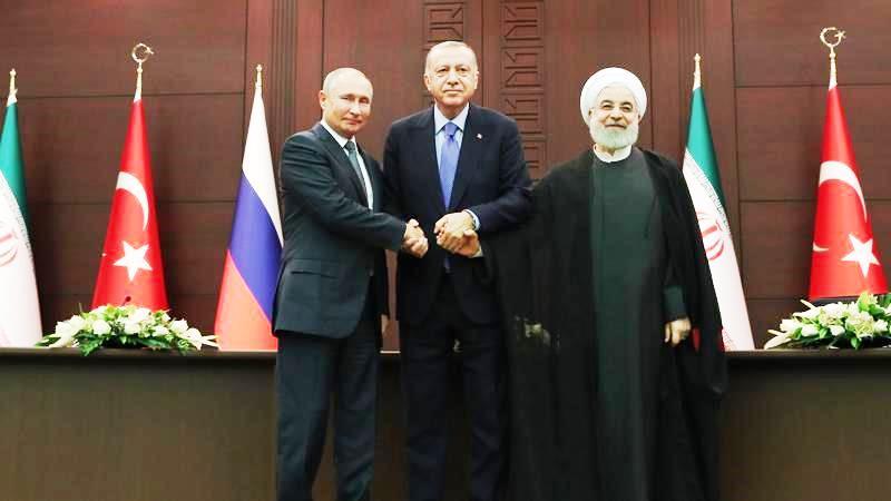 3'lü Suriye Zirvesi'nde karar: Mutabakat sağlandı; ABD kapı dışarı