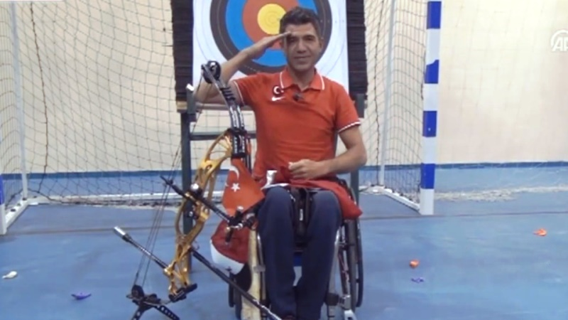 Milli sporculardan Mehmetçiğe destek