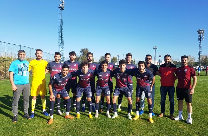 MAKÜ Futbol Takımı 1'nci Lige yükseldi