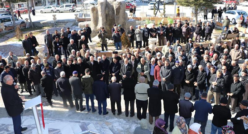 AK Parti İl Başkanından Gölhisar'da çeşitli ziyaretler
