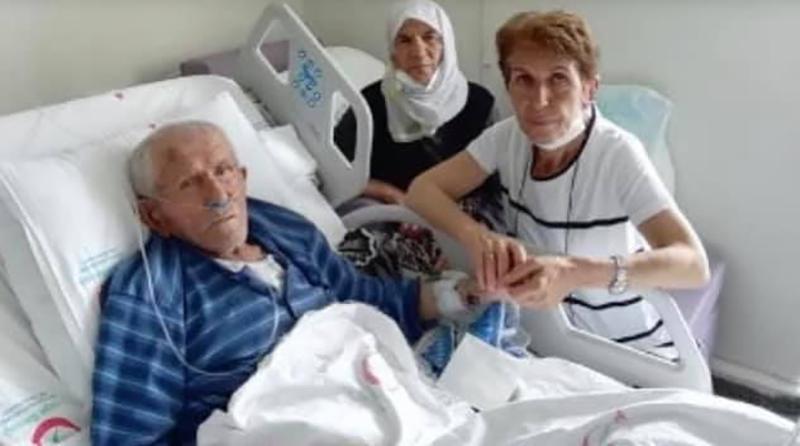 Başkan Gezer'in acı günü