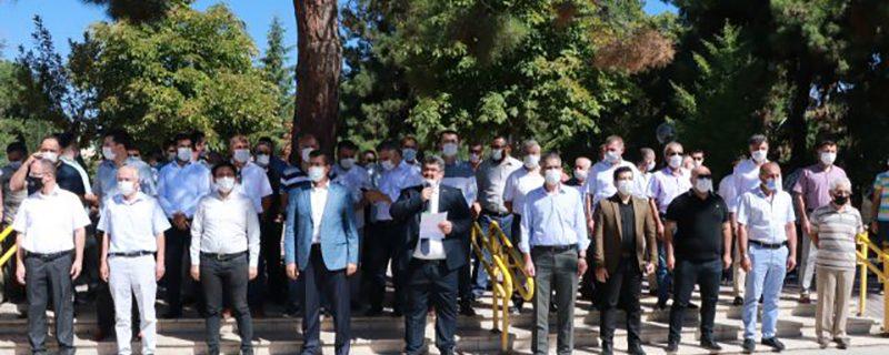 Burdur'da Mütercimler'e suç duyurusu