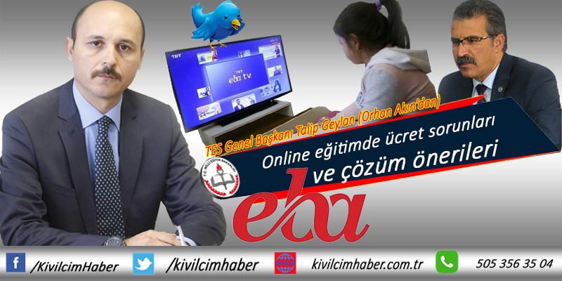 Online eğitimde ücret sorunları