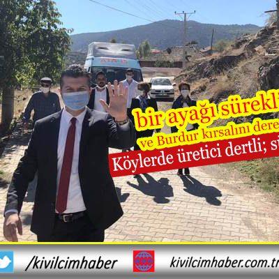 "Başkan Akbulut: ""Süt fiyatı 3 lira olmalı"""