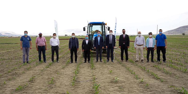 Türkiye'de ilk ve tek akıllı tarım atölyesi Burdur'da