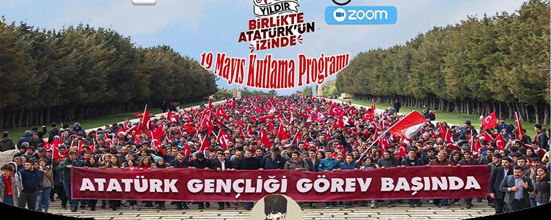 TGB 19 Mayıs programını ilan etti