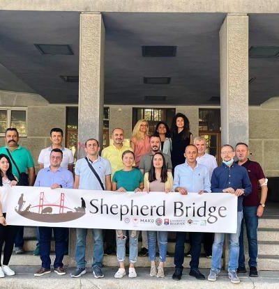 MAKÜ sayesinde Türkiye'de Eğitimli Çobanlar dönemi