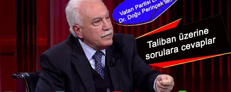 Taliban üzerine sorulara yanıtlar