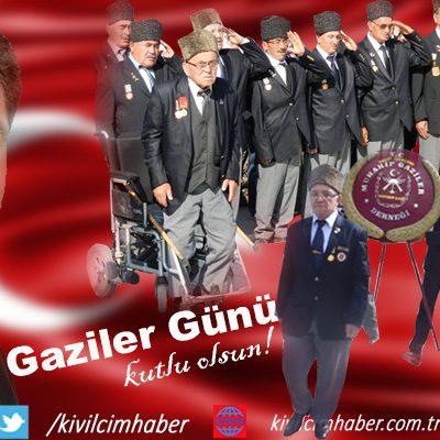Başkan Ercengiz'in Gaziler Günü mesajı