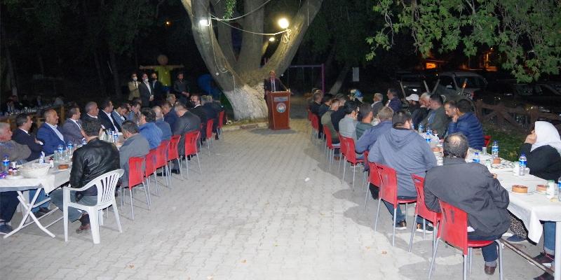BUTSO'dan üyelerle kaynaşma toplantısı