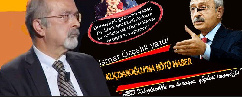Kılıçdaroğlu gidici; ABD, altındaki halıyı çekmeye hazırlanıyor